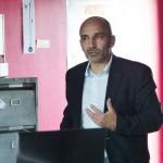 Éric Hassan, Directeur d'hypermarché chez Auchan