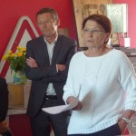 Bernadette Festor, gérante de VALO' (pilote de Florange e2i)