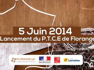affiche du lancement du PTCE fe2i