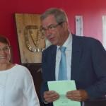 Paul Arker, Président de CCI Lorraine