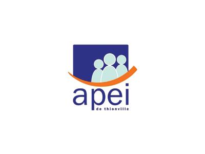 logo de l'association de parents d'enfants inadaptés