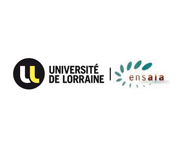 logo de l'École nationale supérieure d'agronomie et des industries alimentaires du l'Université de Lorraine