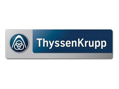 logo de l'entreprise ThyssenKrupp Presta France